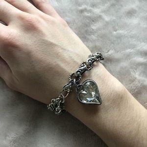 Jewelry - Heart Charm Bracelet